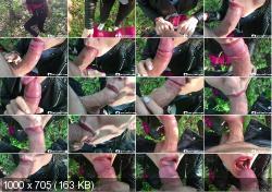 Amateurs - Quick Head In Public Park | LoveHomePorn.com | 2020 | HD