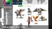 База CG: Освой навыки создания и рендера предметов, сооружений, персонажей за 3 месяца (2020)