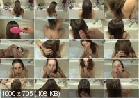 Amateurs - Cum On Her Hair [2020 / SD / LeluLove.com]