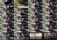 In the woods fetish  - ScatLina | 2020 | FullHD | 678 MB
