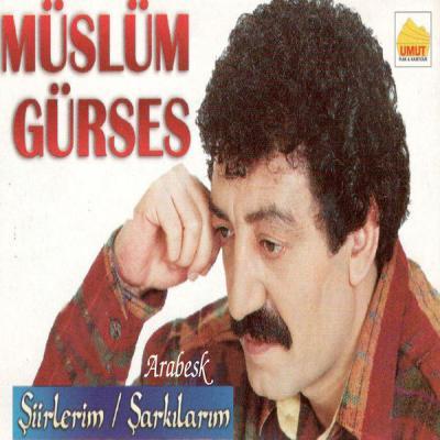 Müslüm Gürses - Arabesk Şarkılarım   Şiirlerim - (2018-09-03)