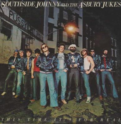 Southside Johnny And The Asbury Jukes - This Time It's For Real (1977)  [Vinyl-Rip]