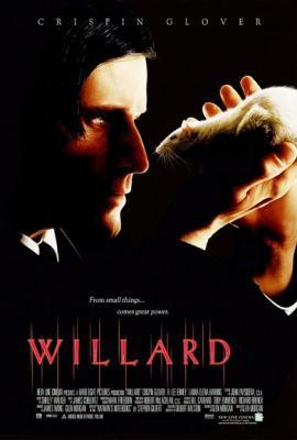 Уиллард / Willard (2003) WEB-DL 1080p | Open Matte