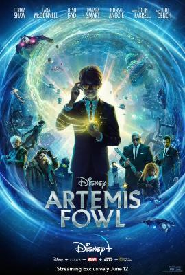 Artemis Fowl 2020 HDRip XviD AC3-EVO