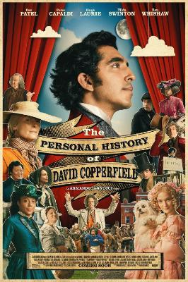 The Personal History of David Copperfield 2020 720p WEBRip 800MB x264-GalaxyRG