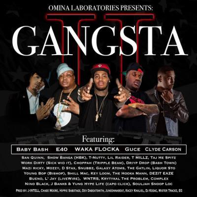 VA - Gangsta II - The Singles - (2015-04-07)