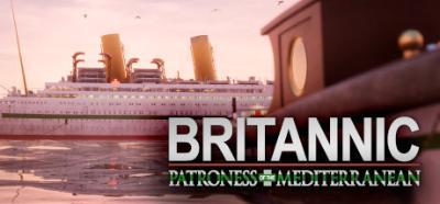 Britannic Patroness of the Mediterranean-HOODLUM-