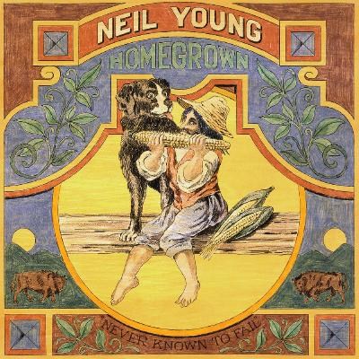 Neil Young   Homegrown (2020)