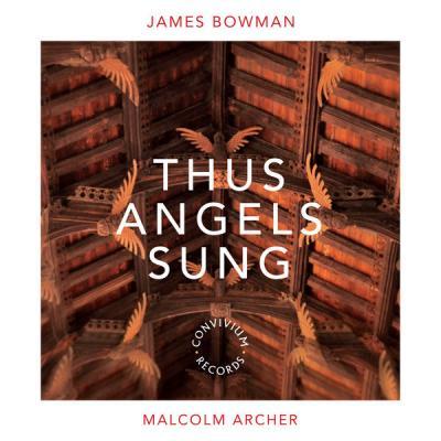 VA - Thus Angels Sung - (2014-04-01)