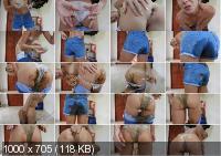4 Mini/1 Huge Enema In Jeans Shorts - MissAnja | 2020 | FullHD | 1.73 GB