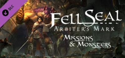 Fell Seal Arbiters Mark Missions and Monsters-CODEX