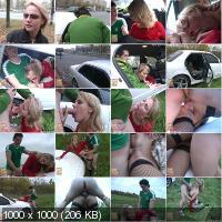 Hardcored In The Car - Amateurs (MyPickupGirls.com | SD | 167 MB)
