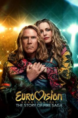 Eurovision Song Contest The Story Of Fire Saga 2020 720p NF WEB DDP5 1 x264-AJP69