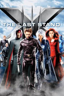 X-Men The Last Stand 2006 REMASTERED BRRip XviD B4ND1T69