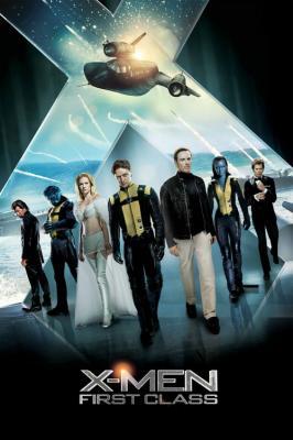 X-Men First Class 2011 BRRip XviD B4ND1T69