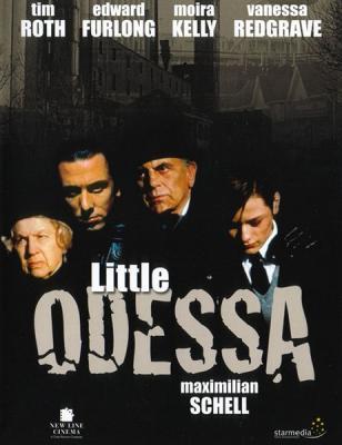 Маленькая Одесса / Little Odessa (1994) WEB-DLRip 720p