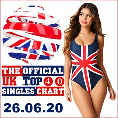 The Official UK Top 40 Singles Chart (26 June 2020) Mp3 320