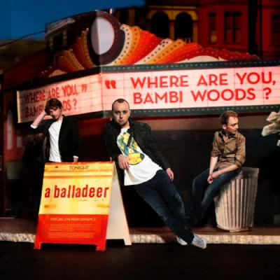 A Balladeer - Where Are You, Bambi Woods  - (2008-01-01)