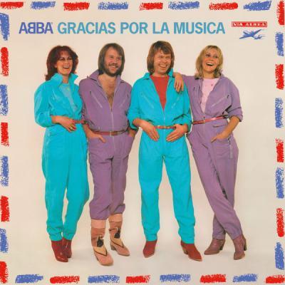 Abba - Gracias Por La Musica - (2014-01-01)