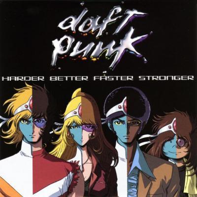 Daft Punk - Harder, Better, Faster, Stronger (Alive Radio Edit 2007) - (2007-10-09)