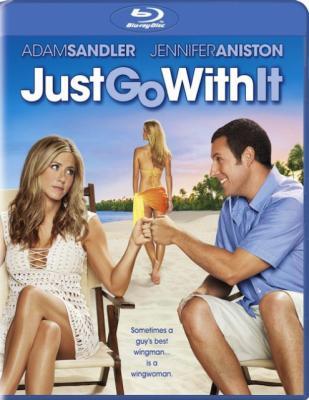 Притворись моей женой / Just Go with It (2011) BDRip 720p