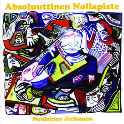 Absoluuttinen nollapiste - Neulainen Jerkunen - (1995-01-01)