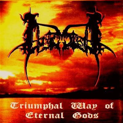 Absidia - Triumphal Way of Eternal Gods - (2000-11-15)