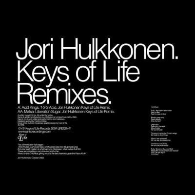 VA - Keys of Life Mixes - (2004-04-01)