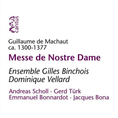 VA - Machaut  Messe de Nostre Dame - (1999-12-31)