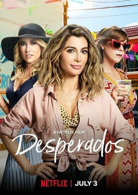 Отчаянная / Desperados (2020) WEB-DL 1080p | Sub