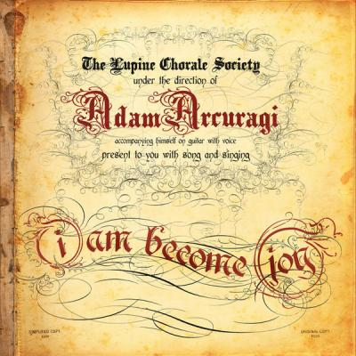 Adam Arcuragi - I Am Become Joy - (2009-09-08)