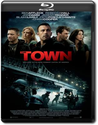 Город воров / The Town  (2010) BDRip 1080p | Extended cut