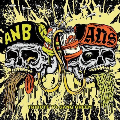 VA - Tribute to Gang Green Split EP - (2010-11-16)