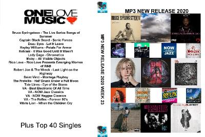 MP3 NEW RELEASES 2020 WEEK 23
