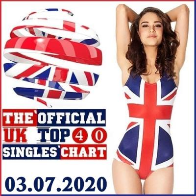 The Official UK Top 40 Singles Chart (03 July 2020) Mp3 320