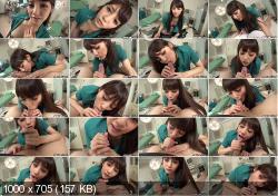 Rei Mizuna - The New Nurse Rei Mizuna Cant Stop Masturbating   JapanHDV.com   2020   FullHD