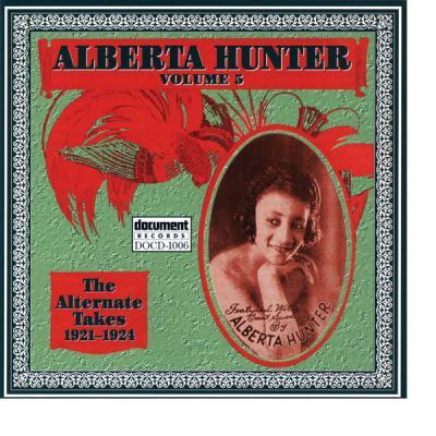 Various Interprets - Alberta Hunter Vol. 5 1921 - 1924 - (2005-03-22)