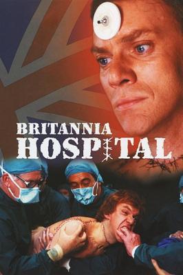 Госпиталь «Британия» / Britannia Hospital (1982) BDRip 1080p