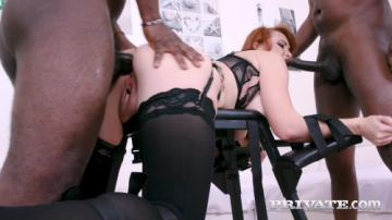 Isabella Lui - Stunning MILF Debuts With Interracial Threesome (2020) 1080p