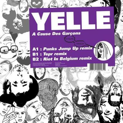 Yelle - Kitsuné  À cause des garçons - (2007-10-22)