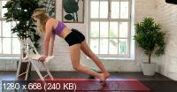 Женское здоровье: Этап 1 - Проработка глубоких мышц пресса и тазового дна (2019) Видеокурс
