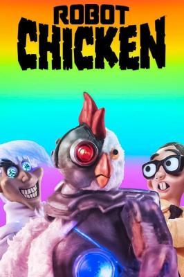 Robot Chicken S10E15 Buster Olive in the Monkey Got Closer Overnight 720p HDTV x264-CRiMSON