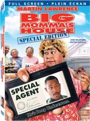 Дом большой мамочки / Big Momma's House (2000) Blu-Ray 1080p