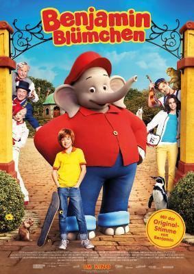 Benjamin The Elephant (2020) [720p] [WEBRip] [YTS]