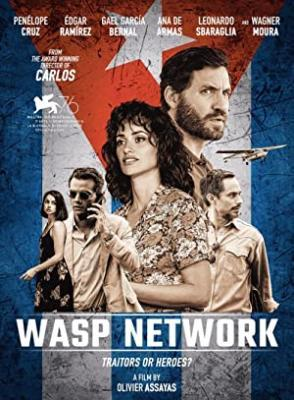 Wasp Network 2020 BDRip XviD AC3-EVO