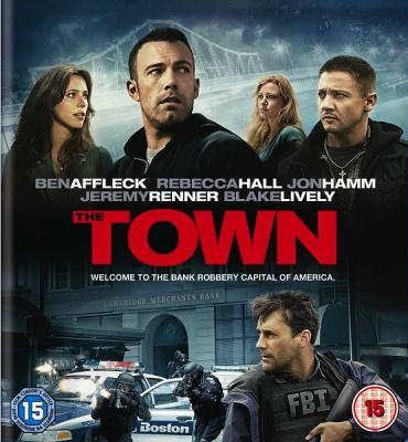 Город воров / The Town (2010) BDRemux 1080p | Extended Cut