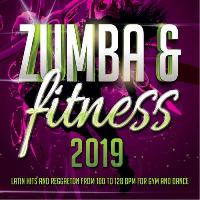 VA - Zumba & Fitness 2019 - Latin Hits And Reggaeton From 100 To 128 BPM For Gym And Dance
