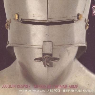 VA - J. Desprez  Missas l'homme armé - Desprez Recordings, Vol. 6