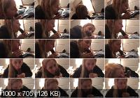 Cute Blonde Wife Taking The Black Long Rod In Her Mouth - Amateurs [2020 / HD]