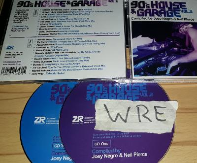 VA 90s House and Garage Vol 2  Compiled By Joey Negro and Neil Pierce (ZEDDCD047) 2CD FLAC 2019 WRE